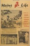 Maine Life : Vol. 23, No. 16, September, 1968 by Maine Life Magazine