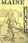 Maine Runner No. 2, April 4, 1978 by Rick Krause