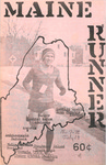 Maine Runner No. 7, July 19, 1978 by Rick Krause