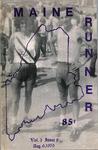 Maine Runner Vol. 2 No. 8, August 6, 1979 by Rick Krause