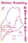Maine Runner No. 17, February 14, 1979 by Rick Krause