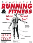 Maine Running and Fitness March 1995 Issue 4