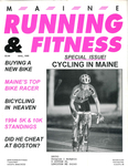 Maine Running and Fitness April 1995 Issue 5 by Lance Tapley