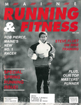 Maine Running and Fitness May 1995 Issue 6 by Lance Tapley