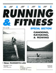 Maine Running and Fitness June 1995 Issue 7 by Lance Tapley
