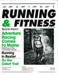 Maine Running and Fitness July 1995 Issue 8 by Lance Tapley