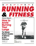 Maine Running and Fitness August 1995 Issue 9