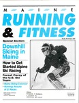 Maine Running and Fitness November 1995 Issue 11 by Lance Tapley