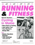 Maine Running and Fitness April 1996 Issue 15 by Lance Tapley