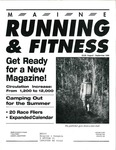 Maine Running and Fitness August 1996 Issue 19 by Lance Tapley