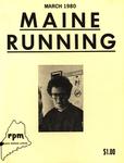 Maine Running Vol. 1 No. 1 March 1980