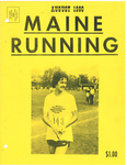 Maine Running Vol. 1 No. 6 August 1980