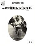 Maine Running Vol. 1 No. 9 November 1980