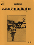 Maine Running Vol. 2 No. 1 January 1981