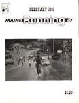 Maine Running Vol. 2 No. 2 February 1981