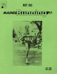 Maine Running Vol. 2 No. 5 May 1981 by Robert E. Booker