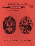 Maine Running Vol. 3 No. 2 February 1982 by Robert E. Booker