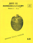 Maine Running Vol. 3 No. 3 March 1982