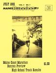 Maine Running Vol. 3 No. 7 July 1982