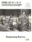 Maine Running Vol. 3 No. 10 October 1982