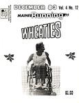 Maine Running Vol. 4 No. 12 December 1983