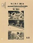 Maine Running Vol. 5 No. 6 June 1984