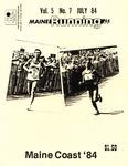 Maine Running Vol. 5 No. 7 July 1984