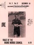 Maine Running Vol. 5 No. 12 December 1984