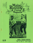 Maine Running & Outing Magazine Vol. 6 No. 5 May 1985