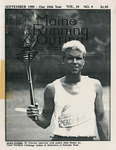 Maine Running & Outing Magazine Vol. 10 No. 9 September 1989