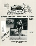 Maine Running & Outing Magazine Vol. 8 No. 9 September 1987