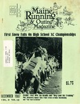 Maine Running & Outing Magazine Vol. 8 No. 12 December 1987