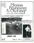 Maine Running & Outing Magazine Vol. 10 No. 2 February 1989