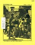 Maine Running & Outing Magazine Vol. 9 No. 11 November 1988