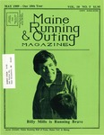 Maine Running & Outing Magazine Vol. 10 No. 5 May 1989