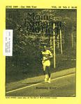 Maine Running & Outing Magazine Vol. 10 No. 6 June 1989