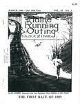Maine Running & Outing Magazine Vol. 10 No. 3 March 1989