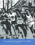 Maine Running Hall of Fame Biographies: Through 2006