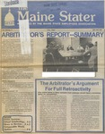 Maine Stater : July 1, 1984