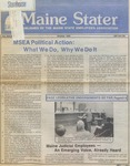 Maine Stater : October 1, 1984