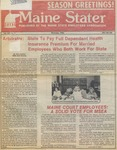 Maine Stater : December 1, 1984