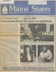 Maine Stater : April 30, 1985