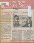 Maine Stater : December 1, 1985