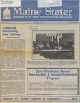 Maine Stater : March 31, 1986