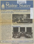 Maine Stater : January 27, 1987