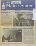Maine Stater : May 8, 1987