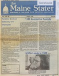 Maine Stater : January 1, 1988
