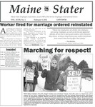 Maine Stater : February 9, 2012 by Maine State Employees Association