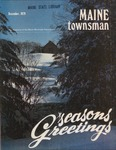 Maine Townsman, December 1979 by Maine Municipal Association