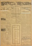 Maine Woods:  Vol. 24, Issue 19 - December 20, 1901 (Local Edition)
